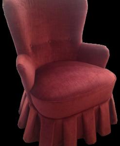 Emma-tuoli käsinojilla